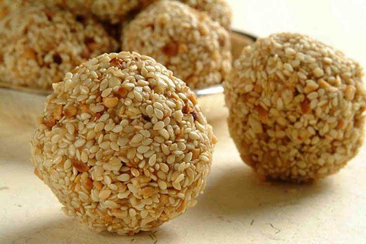 Sweetlicious Til (Sesame seeds) Ladoo