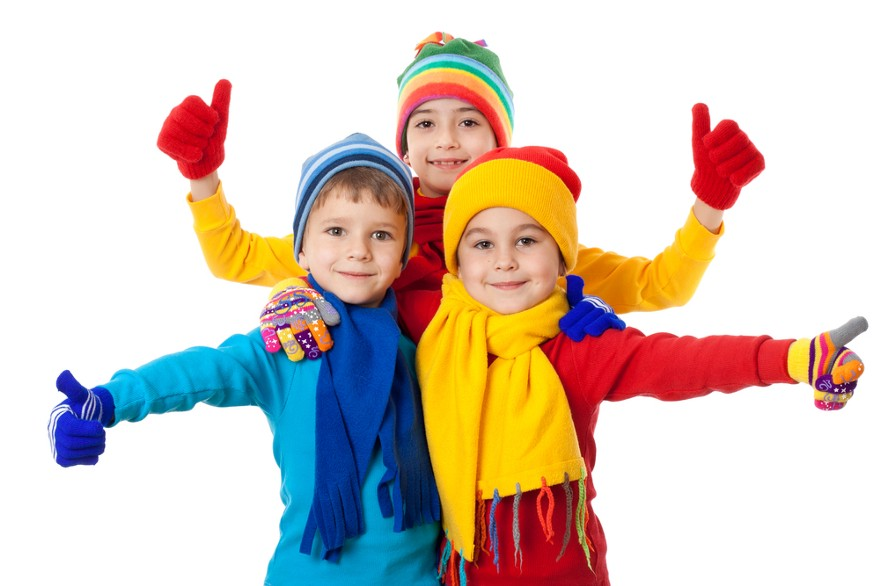 How to Keep Your Kids Healthy This Winter?