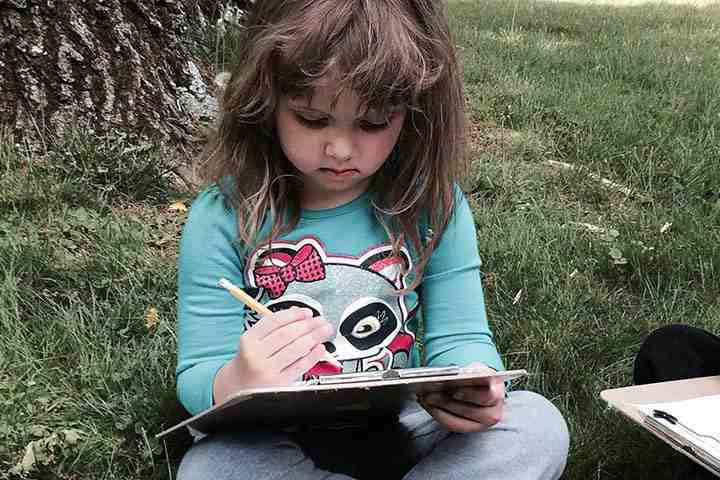 Your Kiddo Is Likely To Show Interest In Writing Words