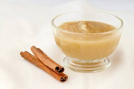 Apple Cinnamon Puree